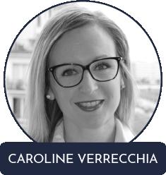 Portrait Caroline Verrecchia Expert-comptable